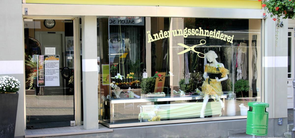 Nderungsschneiderei rita twardowska neviges online Schneider dekoration