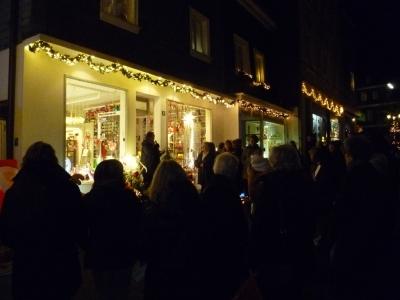 14. Dezember, Ne As Hope, zu Gast bei Dopstadt/Boesch
