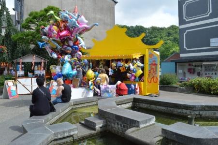 Kinderfest Juni 2015, Foto T. Beller