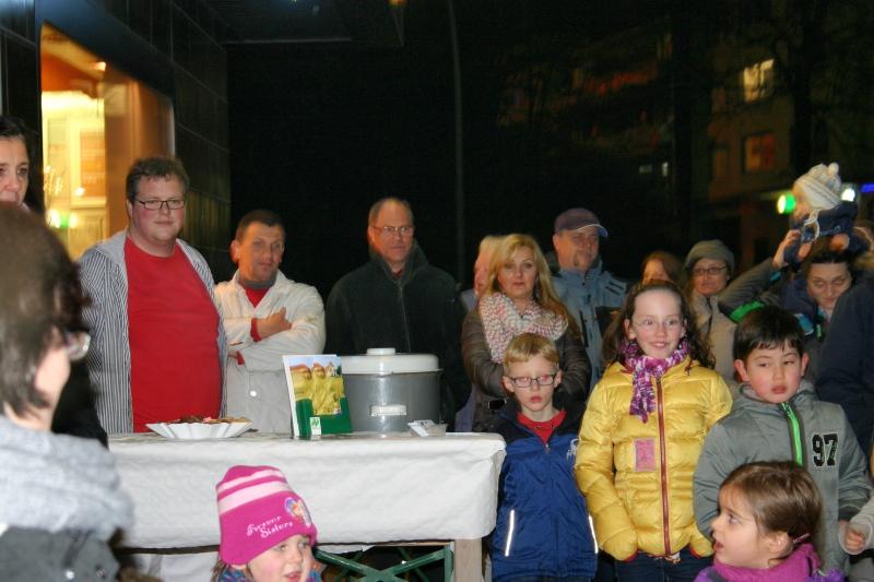 Ev. Kindertagesstätte Neviges zu Gast bei Janutta (15. Dezember 2015)
